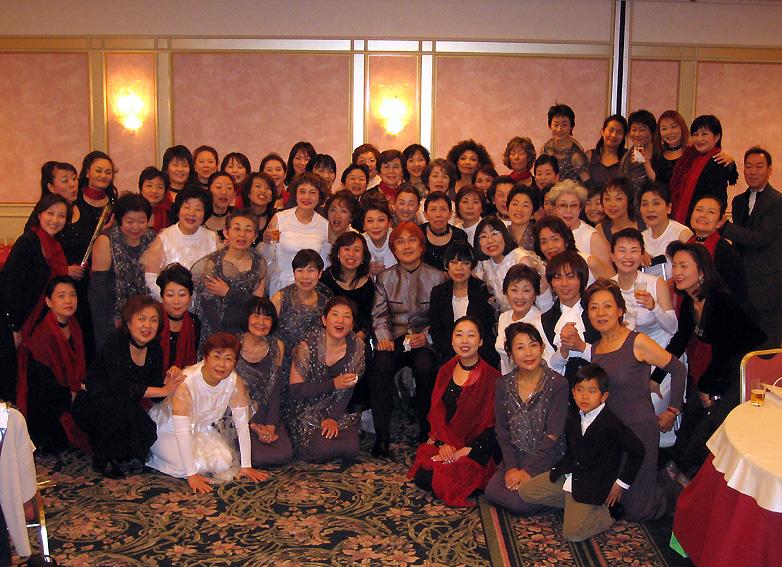 2005.12 神楽坂女声合唱団クリス...